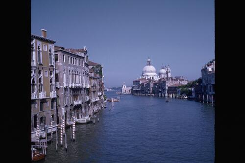 Tour of Italy - Venice to Florence.