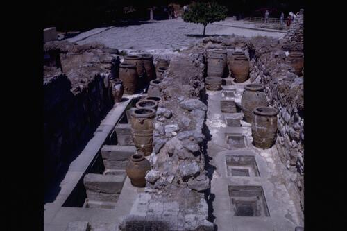 Store Rooms, Knossos.